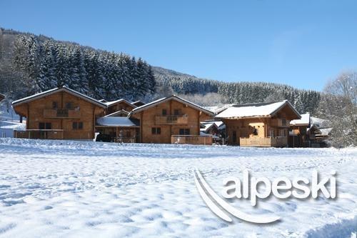 Les Chalets Du Bois De Champelle - Les Chalets du bois de Champelle, Morillon, Alpes Franceses Alpeski Especialistas de esquí en