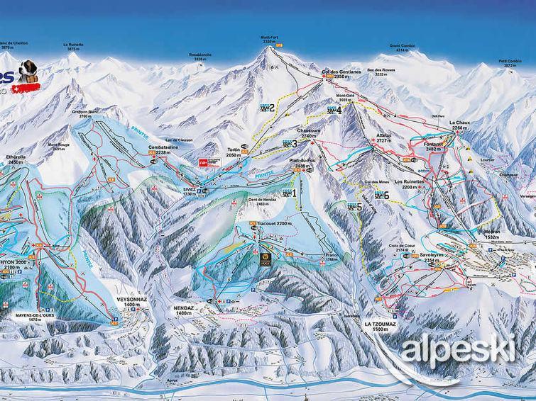 Veysonnaz - Aosta