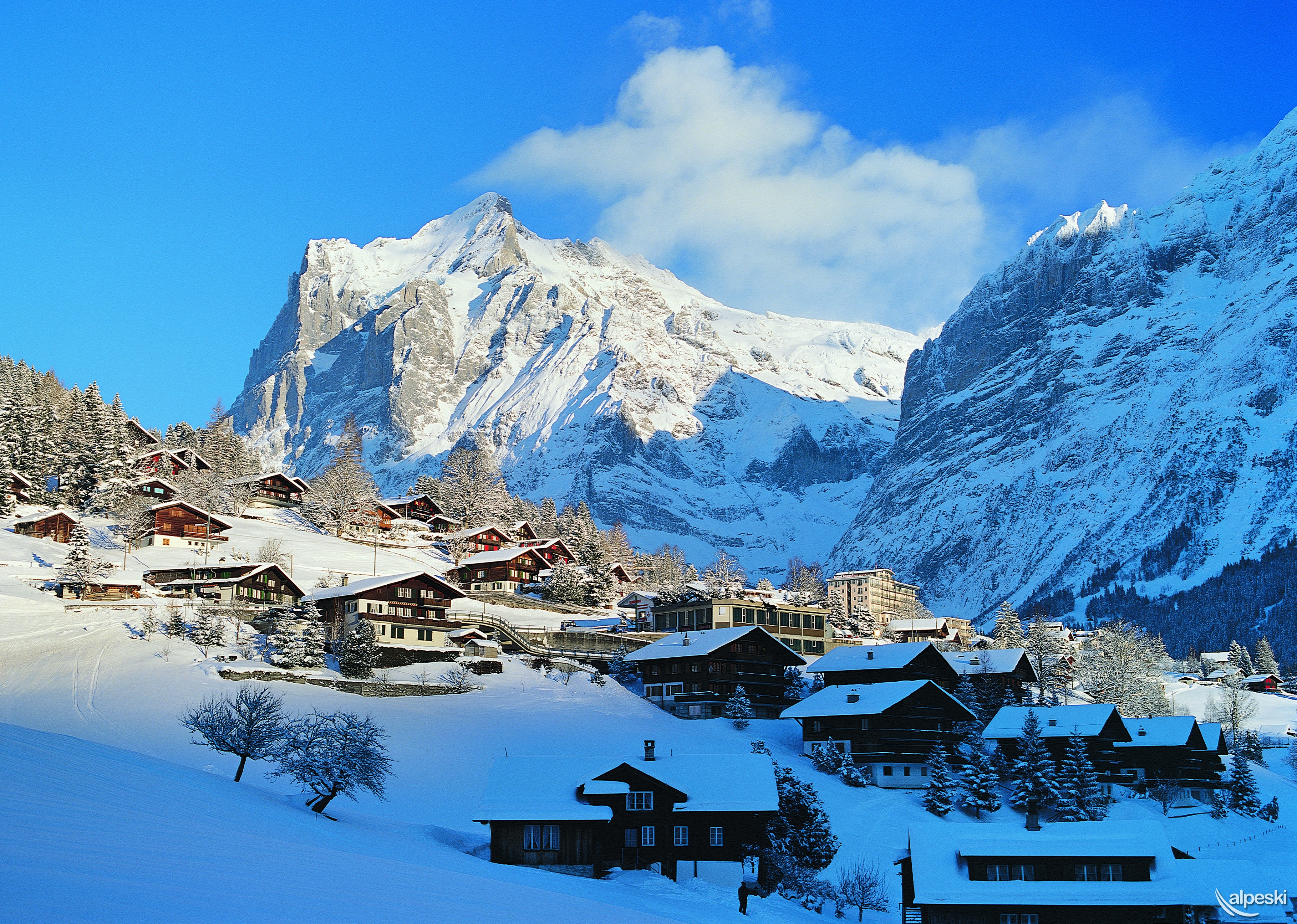 Grindelwald, Suiza